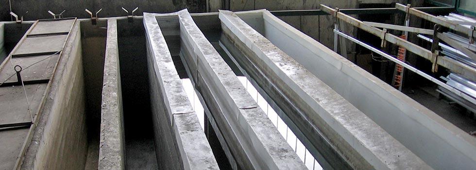 Oblaganje  betonskih kada i bazena