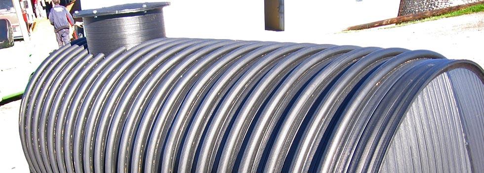 Horizontalni plastični rezervoari – cisterne